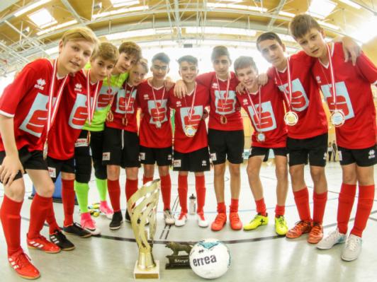 17. Sparkasse-ERREÀ Futsalcup Bundesmeisterschaft