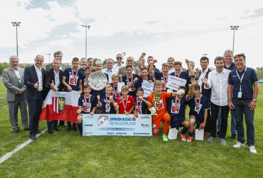 42. Sparkasse-Schülerliga Fußball Bundesmeisterschaft